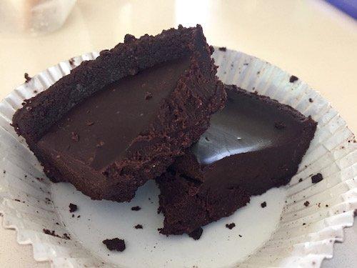 Hail Merry tart – Dark Chocolate
